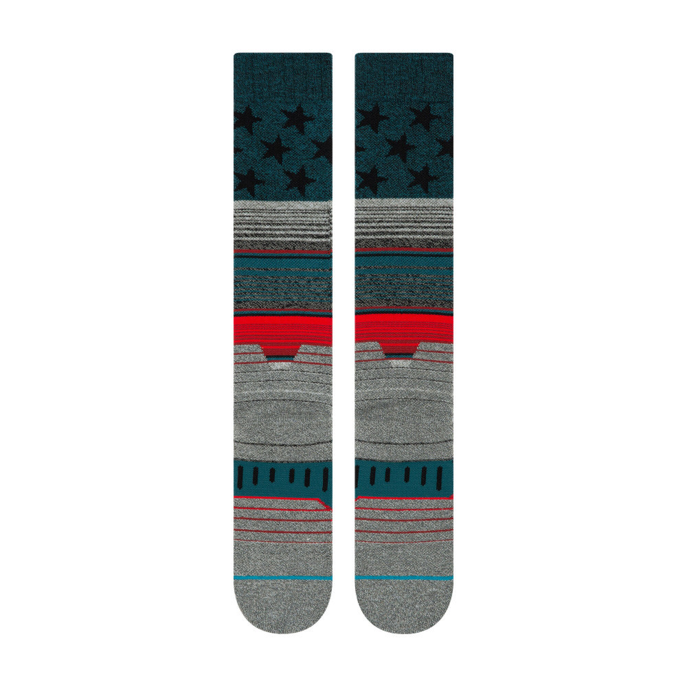 Stance Star Fade All Mountain Sock Alternate Image 2