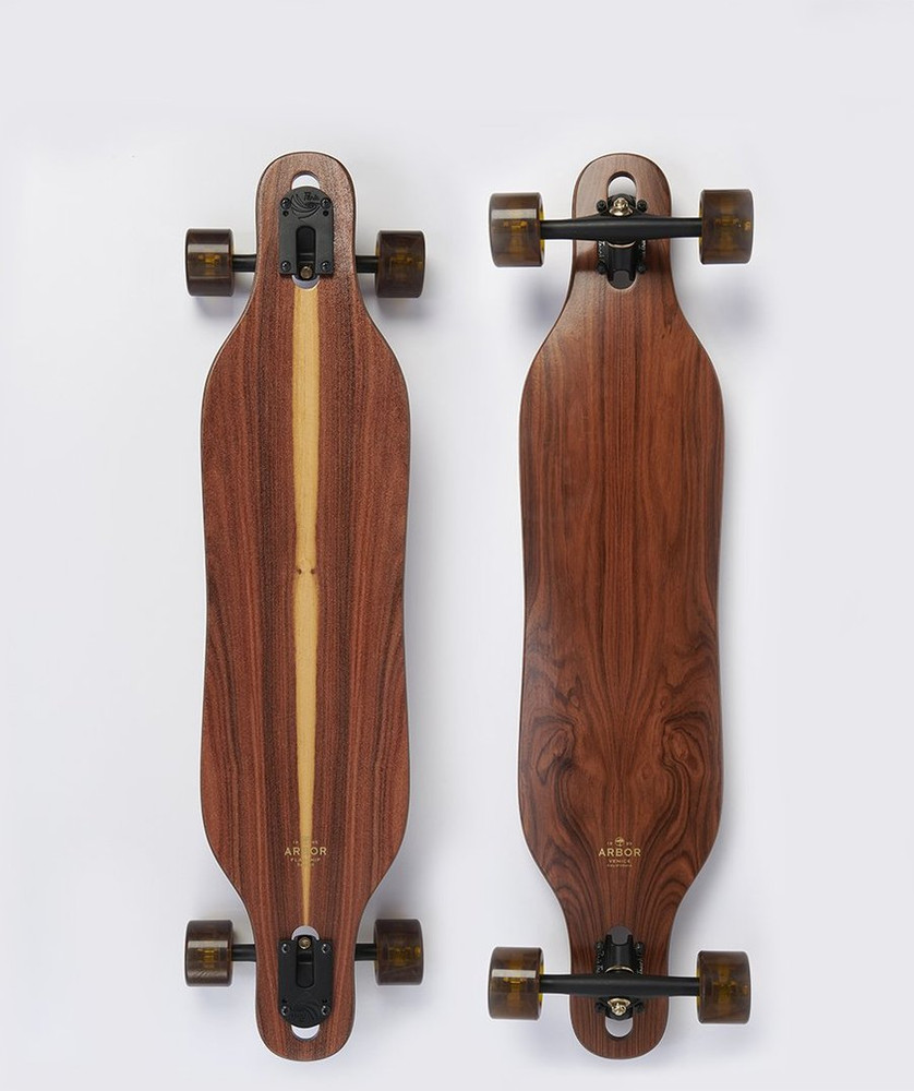Arbor Performance Flagship Axis 37 x 8.375 Complete Skateboard