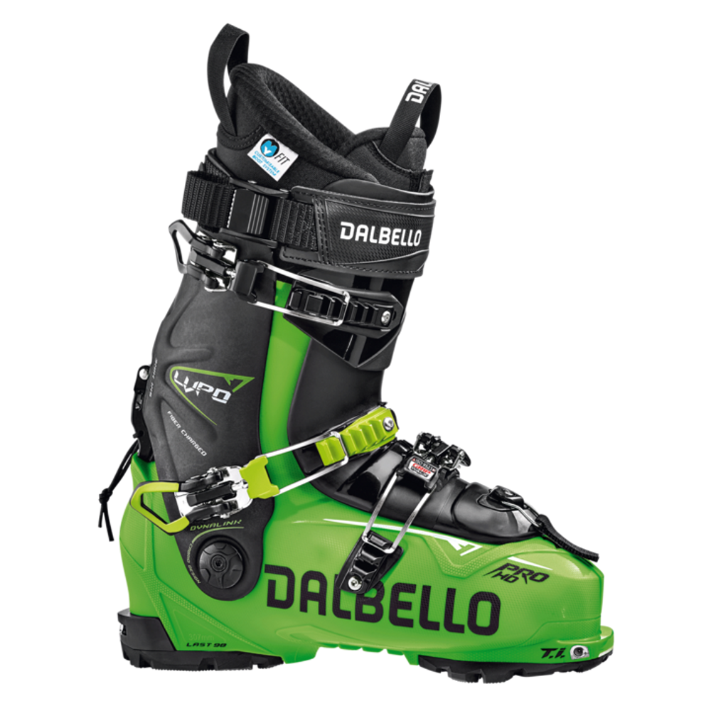 Dalbello Men's Lupo Pro HD Ski Boots 2021
