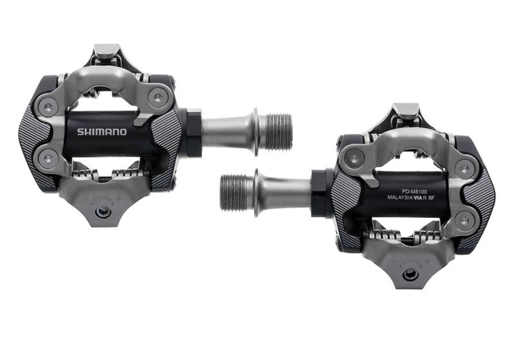 Shimano Deore XT PD-M8100 SPD Pedal w/Cleat
