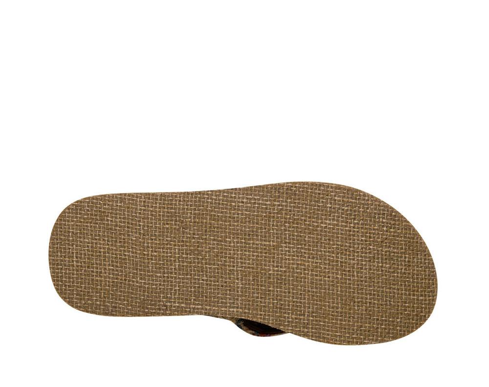 Sanuk Men's Fraid Not Soft Top Blanket Sandals