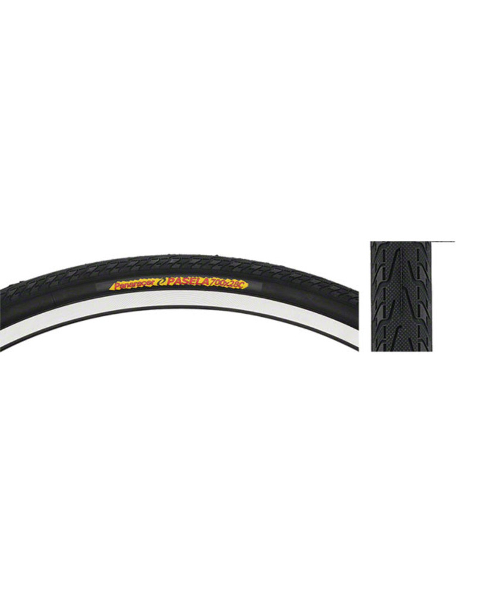 New Panaracer Pasela 700x28c Black Steel