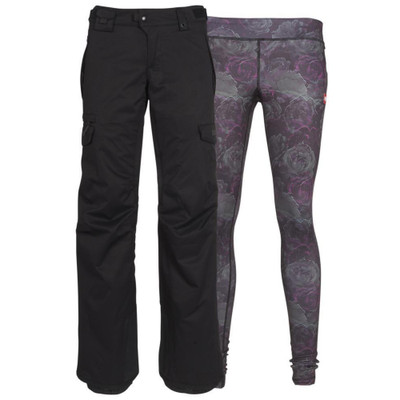 686 Women's Smarty 3-in-1 Cargo Pant 2019
