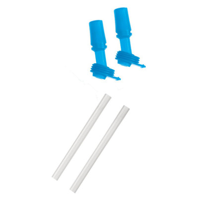 Camelbak Eddy Kid's Bite Valve and Straw - 2 Pack