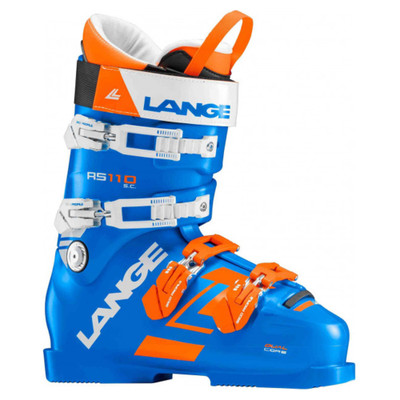 Lange Jr. RS 110 Short Cuff Ski Boots 2019