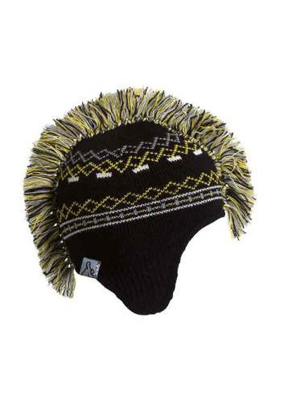 Turtle Fur Kid's Hawk Beanie