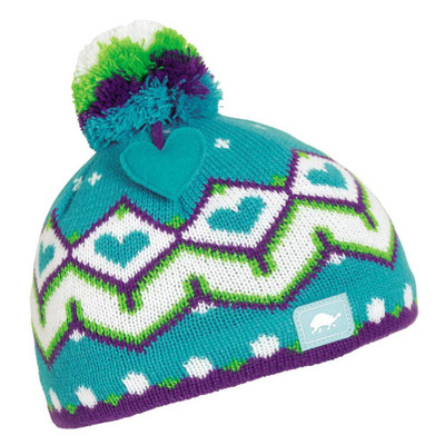 Turtle Fur Kid's Charmed Beanie