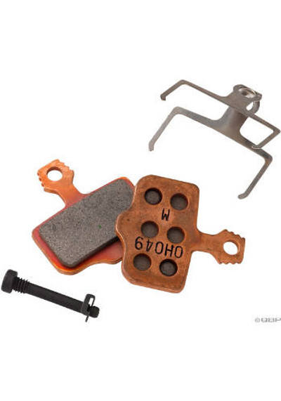Avid Elixir Metal Sintered Steel Back Brake Pad Set