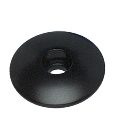 "Problem Solvers Top Cap for Alloy / Chromoly Steerers 1-1/8"" Black"