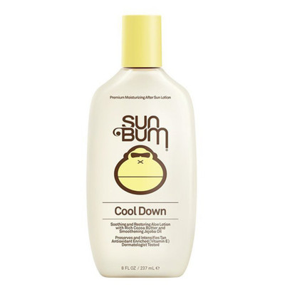 Sun Bum 8oz Aloe Lotion