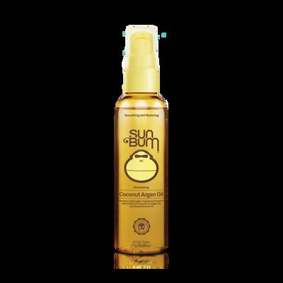 Sun Bum 3oz  Revitalizing Argan Oil