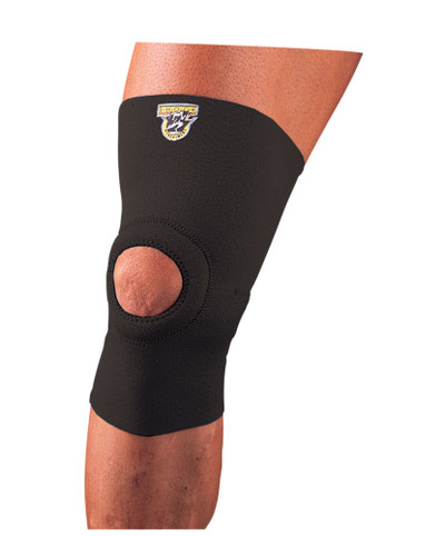 Seirus Hyperflex Padded Open Patella Knee Brace