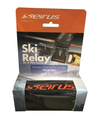 Seirus Ski Relay Ski & Pole Carrier