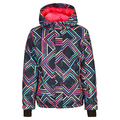 Killtec Girl's Gizela Jr Function Jacket w/ Zip Off Hood