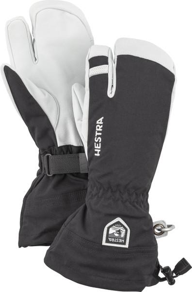 Hestra Men's Army Leather Heli Ski 3-Finger Glove 2020