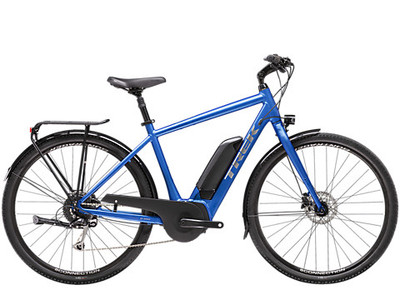 Trek Verve 2 + Hybrid Electric Bike 2020