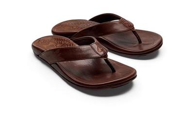 OluKai Men's Kulia Sandal