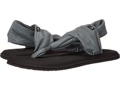 Sanuk Women's Yoga Sling 2 Shimmer Sandal