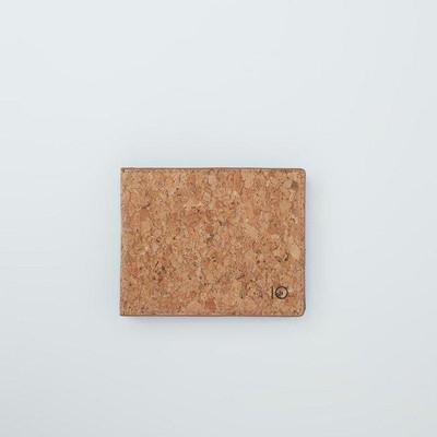 Tentree Baron Cork Bi-Fold Wallet