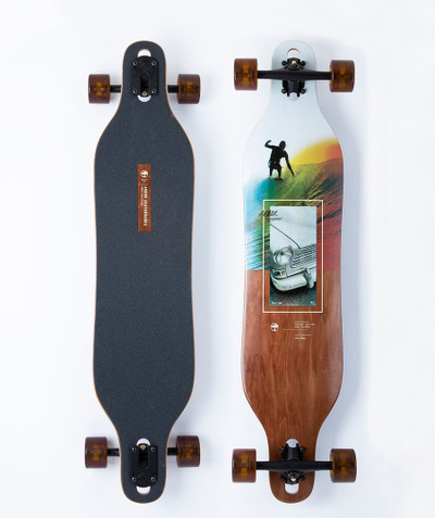 Arbor Performance Complete Photo Axis 40 Skateboard