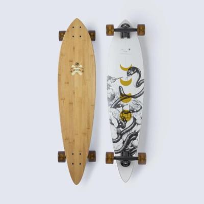 Arbor Bamboo Fish 37 Complete Skateboard
