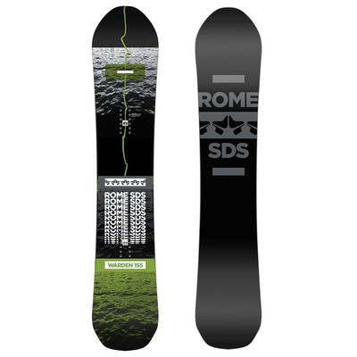 Rome Men's Warden Snowboard 2021
