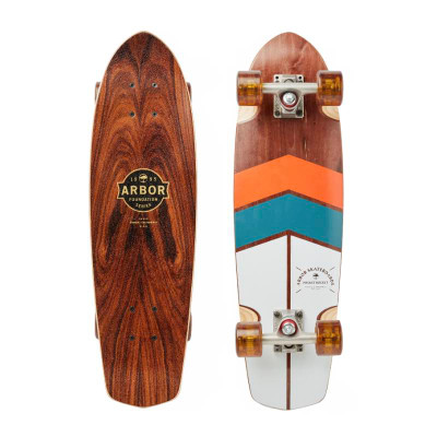 Arbor Cruiser Foundation Pocket Rocket 27 Inch Complete Skateboard