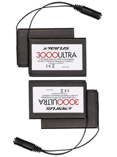 Heat Touch 3000Utra Battery Set
