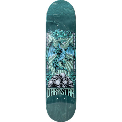 Darkstar Levitate 7.75 Deck-Teal