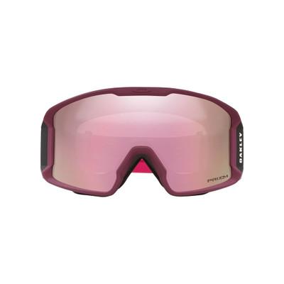 Heathered Granache w/Prizim Hi Pink Iridium