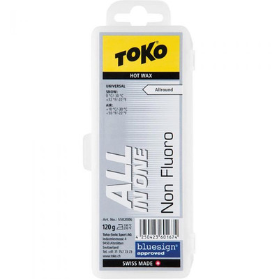 Toko All In One Universal Wax 120 Gram