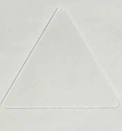 Axis Triangle Scraper