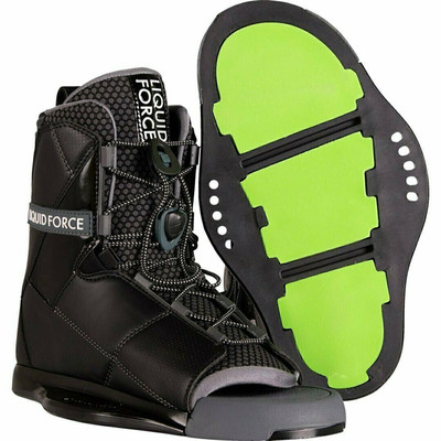 Liquid Force Transit Wakeboard Bindings 2021