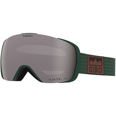 Giro Contact Goggle -Well Green Alps w/ Vivid Onyx & vivid Infrared 2021