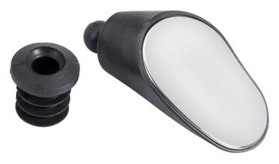 Sprintech Dropbar Mirror: Single -Black