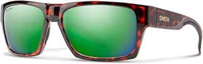 Tortoise/ChromoPop Polarized Green Mirror