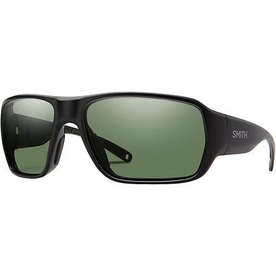 Matte Black/Chromapop Polarized Gray Green