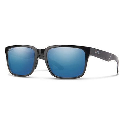 Black/  ChromaPop Polarized Blue Mirror