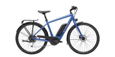 Trek Verve+ 2 Hybrid Electric Bike 2021