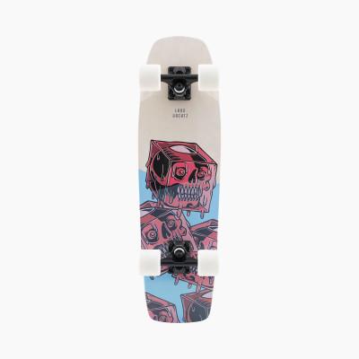 Landyachtz Dinghy Coffin Cocktail Complete Skateboard