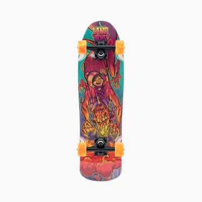 Landyachtz Bottle Rocket - Dragon Surfer Complete Skateboard