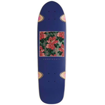 Landyachtz Dinghy Classic - Hibiscus Skateboard Deck