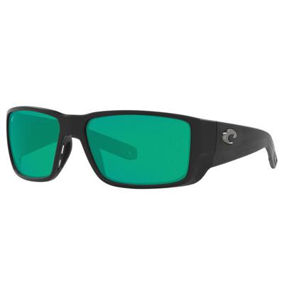 Matte Black w/Green Mirror Lens