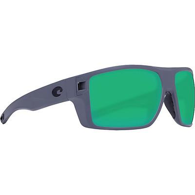 Matte Grey w/ Green Mirror Lens