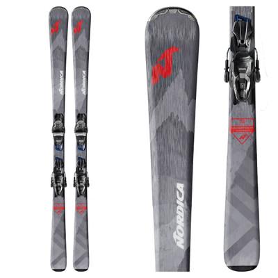 Nordica Men's Navigator 75CA Ski w/ TP2 Compact 10 FDT Binding 2022