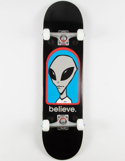 Alien Workshop Believe Black Complete 7.75