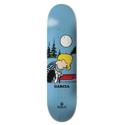 Element Peanuts Schroeder Garcia Skateboard Deck 8.25