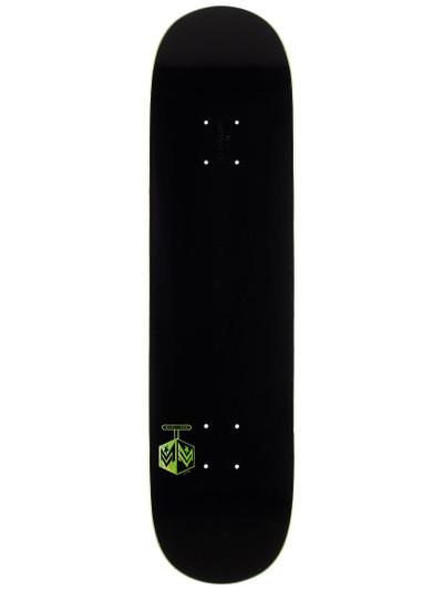 Mini Logo 291/K-20 7.75 Chevron Detonator Deck-Black