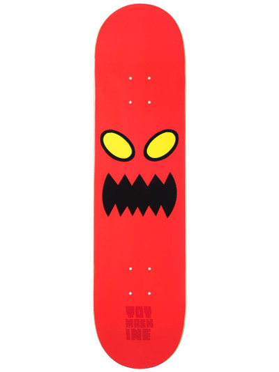 Toy Machine Monster Face Deck 8.0