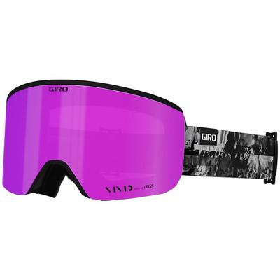 Black White Data Mosh/Vivid Pink